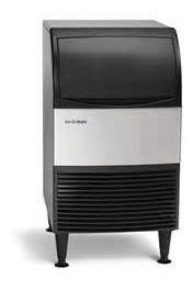 máquina de hielo,  bajo mostrador
