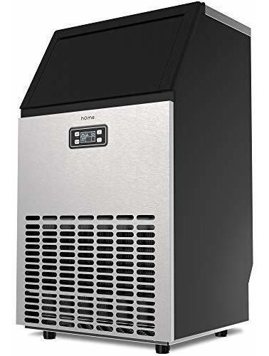 maquina de hielo comercial homelabs 99 libras almacena 29 lb