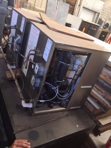 maquina de hielo en escama scotsman fme1204rs