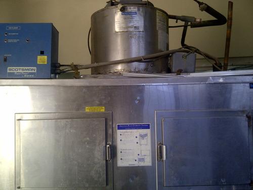 maquina de hielo escamas