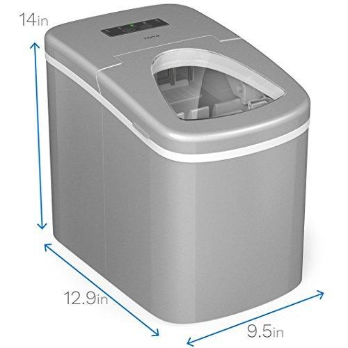 maquina de hielo portatil