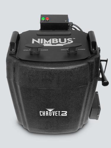 maquina de hielo seco chauvet dj nimbus nuevo msi