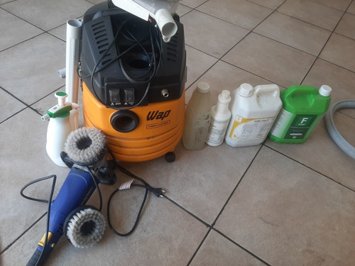 maquina de higienizacao de estofados