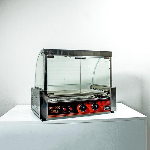 maquina de hot dog szpilman frey-07 / importaciones leon g.l