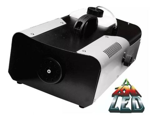 maquina de humo 1500w camara de humo control f-1500 bar disc