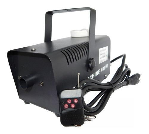 maquina de humo 400w control inalambricoycable gratis liquid