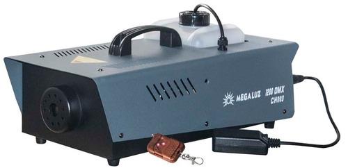 maquina de humo camara cirrus 1500w dmx marca:mega luz