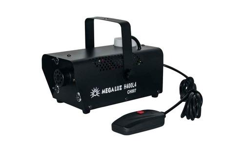 maquina de humo camara cirrus 400w  marca:mega luz-- h400l4