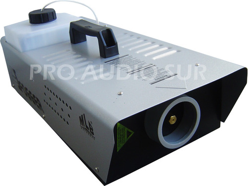 maquina de humo mlb ab1200 watts control inalambrico video