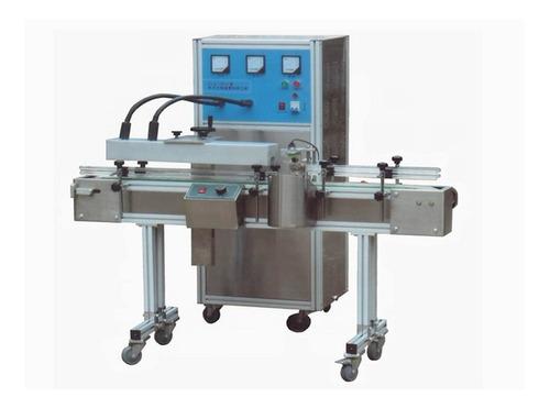 maquina de induccion automatica de alta capacidad