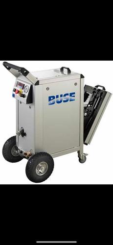 máquina de jateamento gelo seco