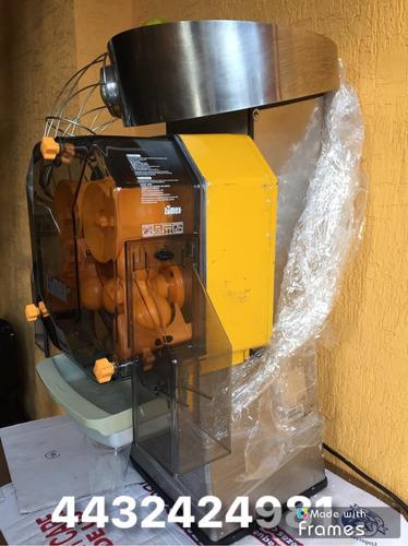 maquina de jugo zumex