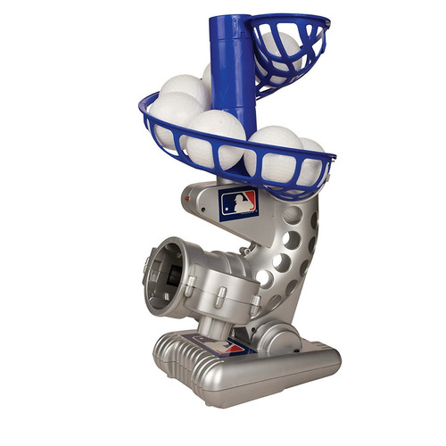 máquina de lanzamiento electrónico franklin sports mlb