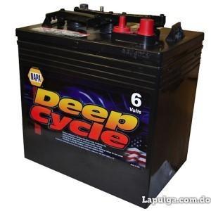 maquina de lavado a presión, baterías libre de mantenimiento
