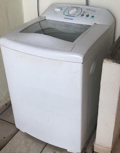 maquina de lavar 12kg electrolux r$ 500,00