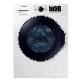 Máquina De Lavar Automática Samsung Ww11k6800a Inverter  Branca 11kg 127v