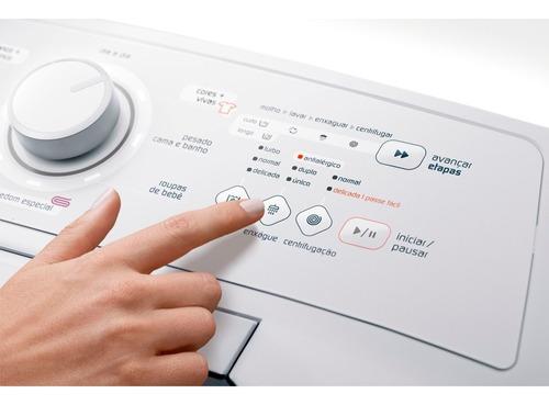 máquina de lavar brastemp 15kg enxágue antialérgico bwh15ab