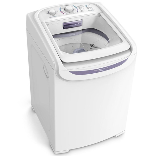 máquina de lavar roupa electrolux 13kg turbo branca - 220v