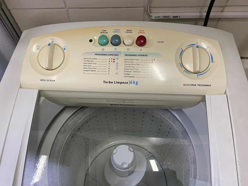 máquina de lavar roupa electrolux 6kg