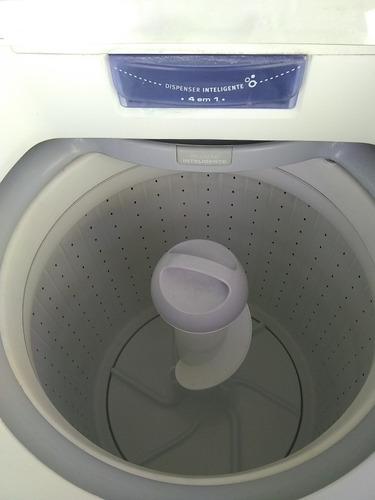 máquina de lavar roupa eletrolux