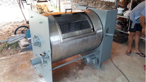 máquina de lavar roupa industrial 40 kg