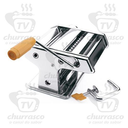 máquina de macarrão cilindro massas lazanha talharim