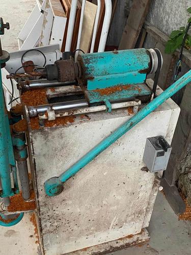 máquina de marcenaria