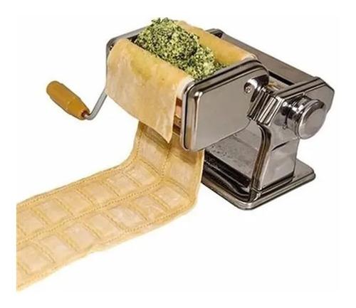 máquina de massa caseira raviolli/lasanha 123 útil
