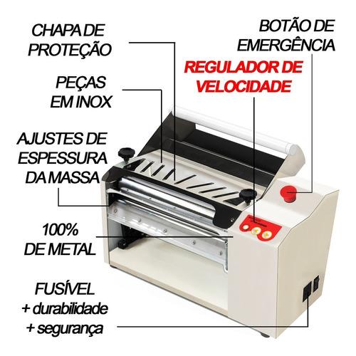 máquina de massa elétrica cortador cilindro pao 110 v 220 v