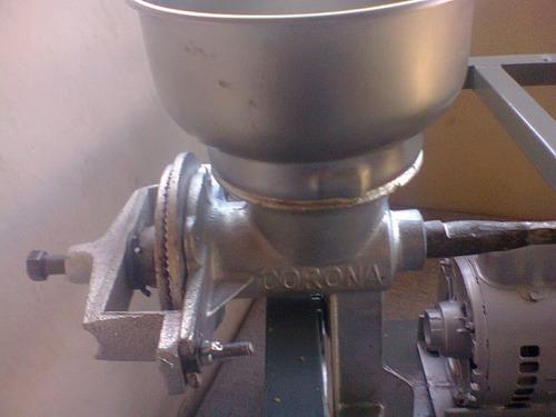 maquina de moler maíz