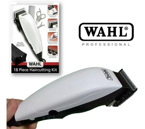 maquina de motilar wahl 18 piezas 9305-1201 profesional casa