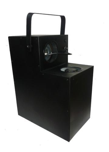 máquina de nieve 20 lts para eventos. dj, salones