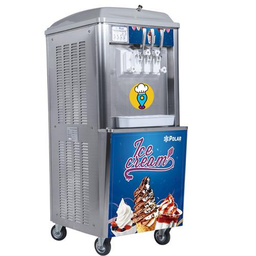 maquina de nieve marca polar modelo mn-16