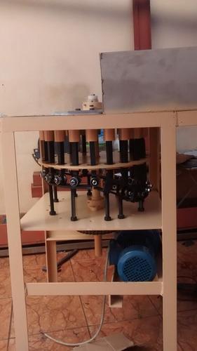maquina  de paçoca rolha