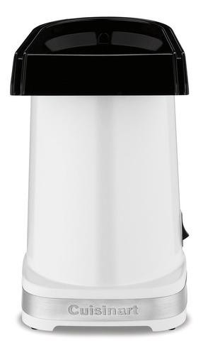 maquina de palomitas de aire sin aceite cuisinart cpm-100w