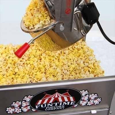 maquina de palomitas de maiz 16 oz carrito palomera oferta