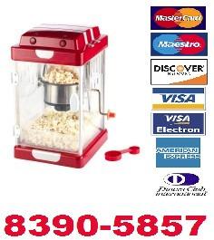 maquina de palomitas de maiz