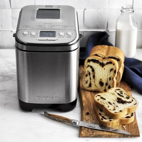 máquina de pan automática programable cuisinart cbk-110