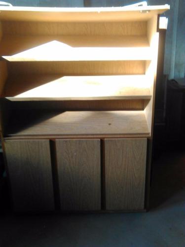 maquina de panadería mueble exhibidor