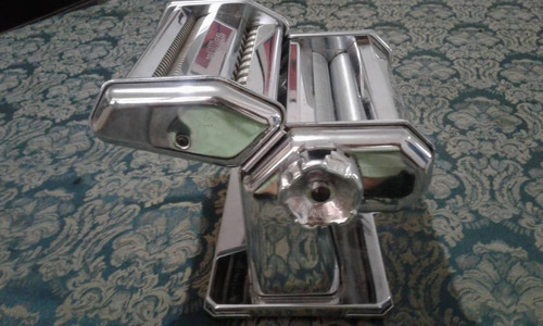 máquina de pasta imperia de cucinapro, modelo 150, italiana