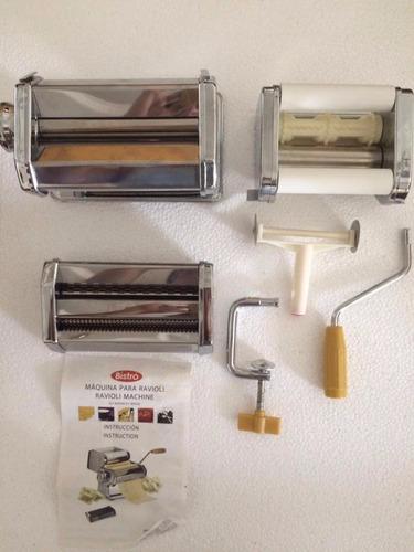 maquina de pasta laminadora de masa cacera cocina repostería