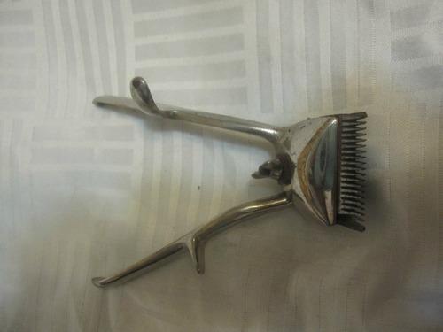 maquina de peluquero antigua n-00,01.02,03,04