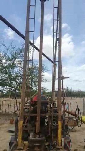 maquina de perforacion de pozo