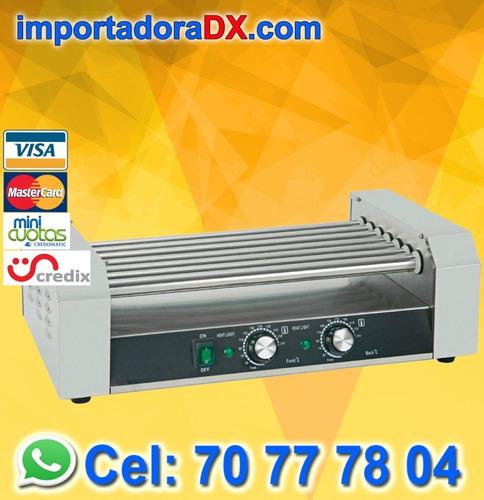 máquina de perros calientes - hot dogs - churros - algodon