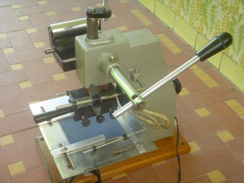 máquina de personalizar rimaq hot stamping p6