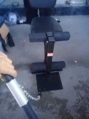 maquina de pesas home gym adidas