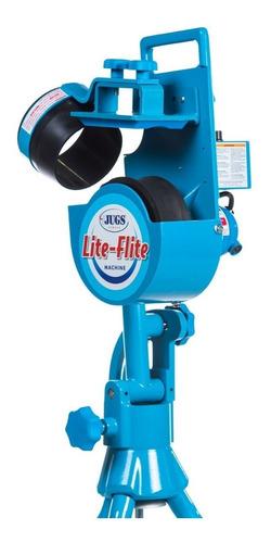 máquina de picheo jugs lite-flite pitching machine la mejor
