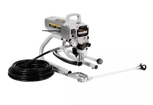máquina de pintura airless 900w mpa 120 - vonder 220v