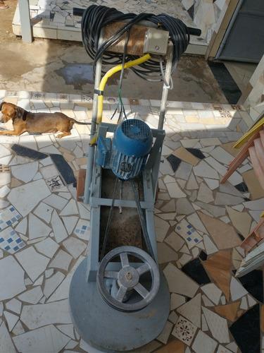 máquina de poli piso