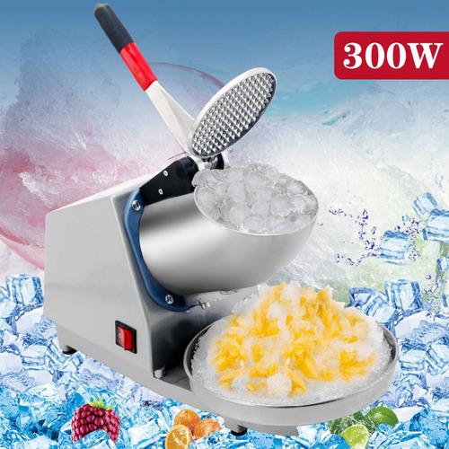 máquina de raspados, cholados, granizados, triturador hielo
